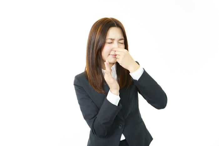 smell h 001 - 【スメハラ注意】オフィスワークで気をつけたい柔軟剤や香水の匂い対策