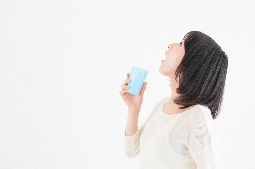 Fotolia 62375193 S - 【歌いながら!?】今すぐできる!効果的なうがい方法で風邪予防